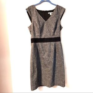 Banana Republic Tweed Sheath Dress